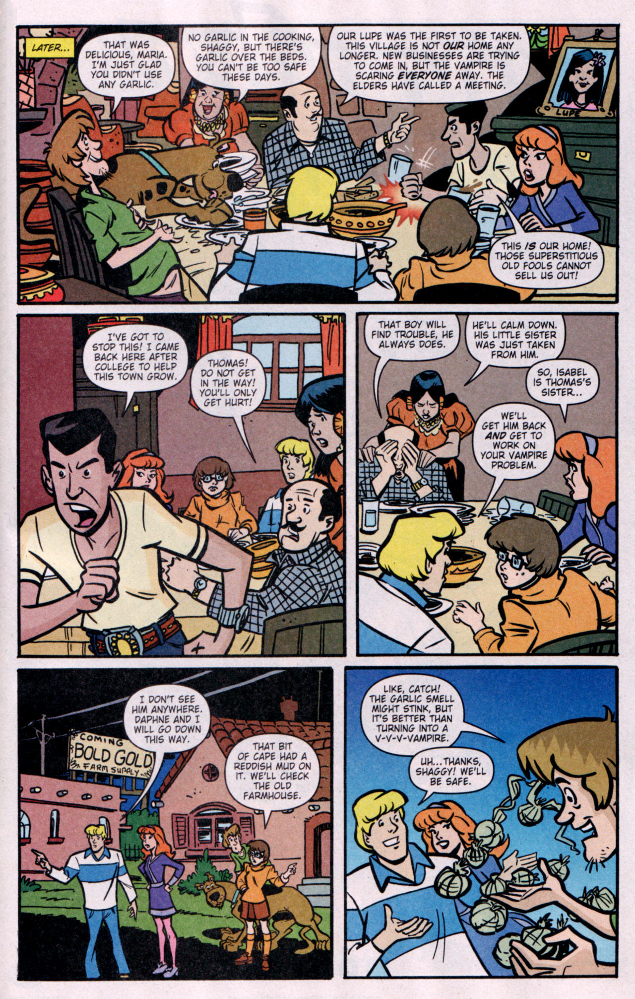 Read online Scooby-Doo (1997) comic -  Issue #119 - 17