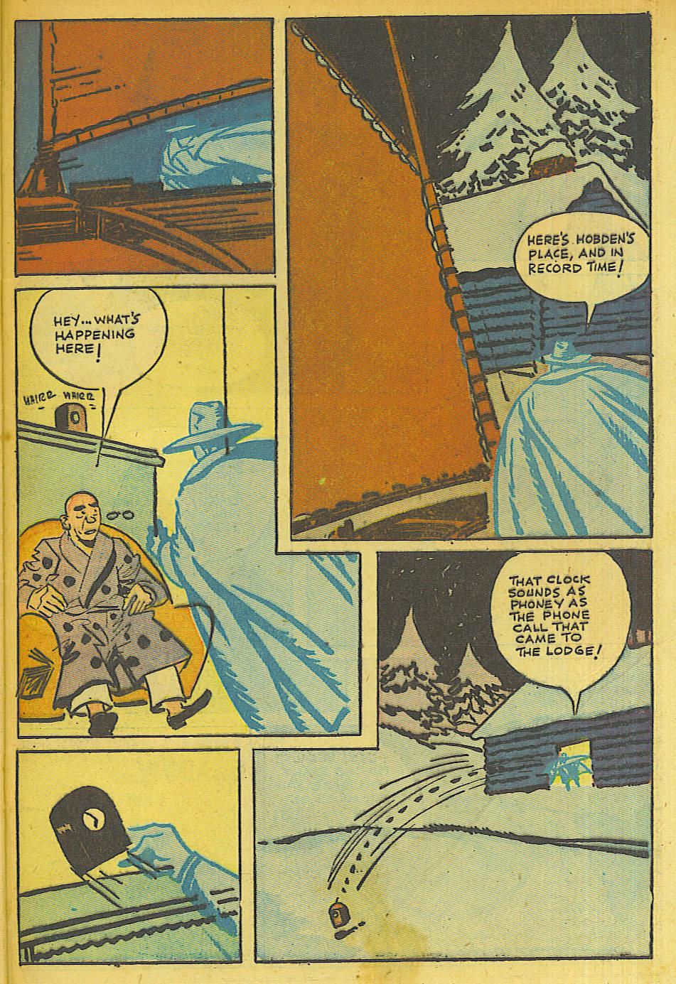 Read online Shadow Comics comic -  Issue #63 - 33