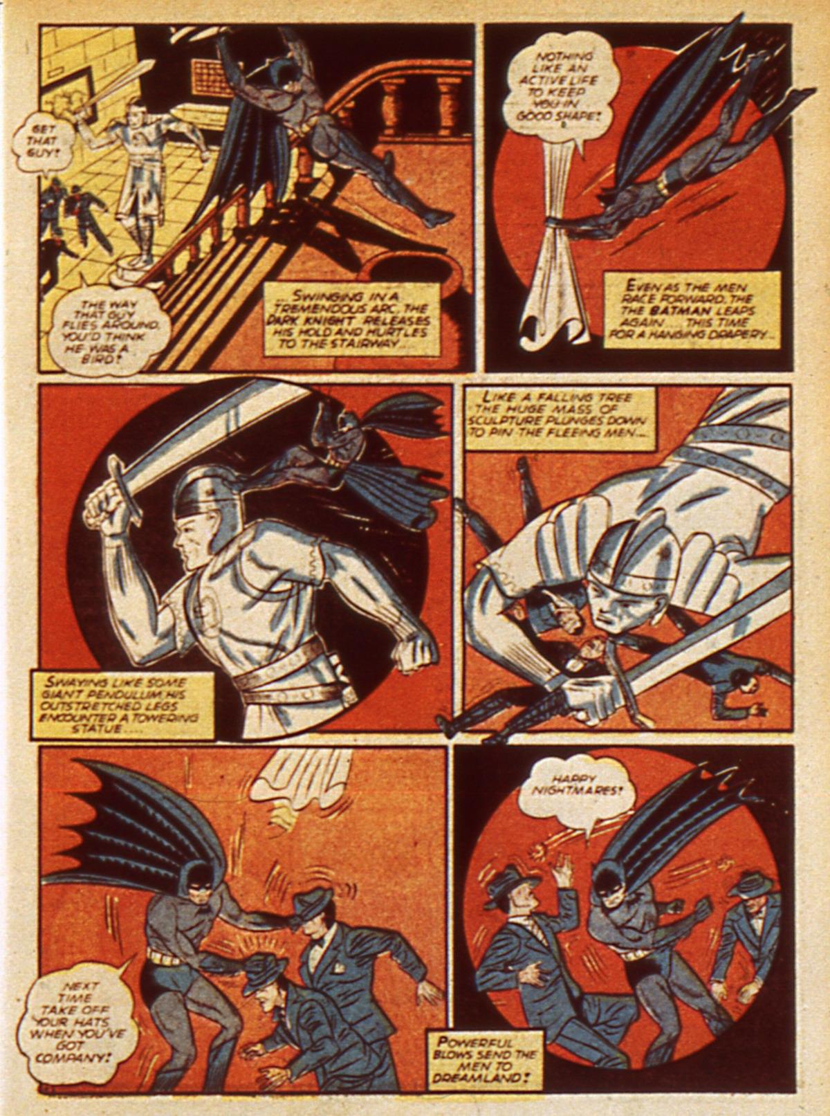 Read online Detective Comics (1937) comic -  Issue #45 - 5