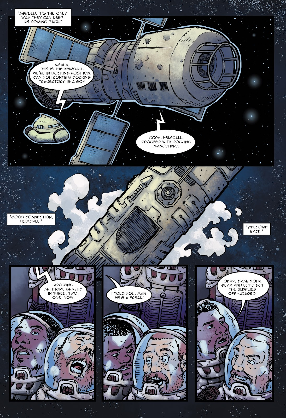Read online Impossible comic -  Issue # TPB - 14