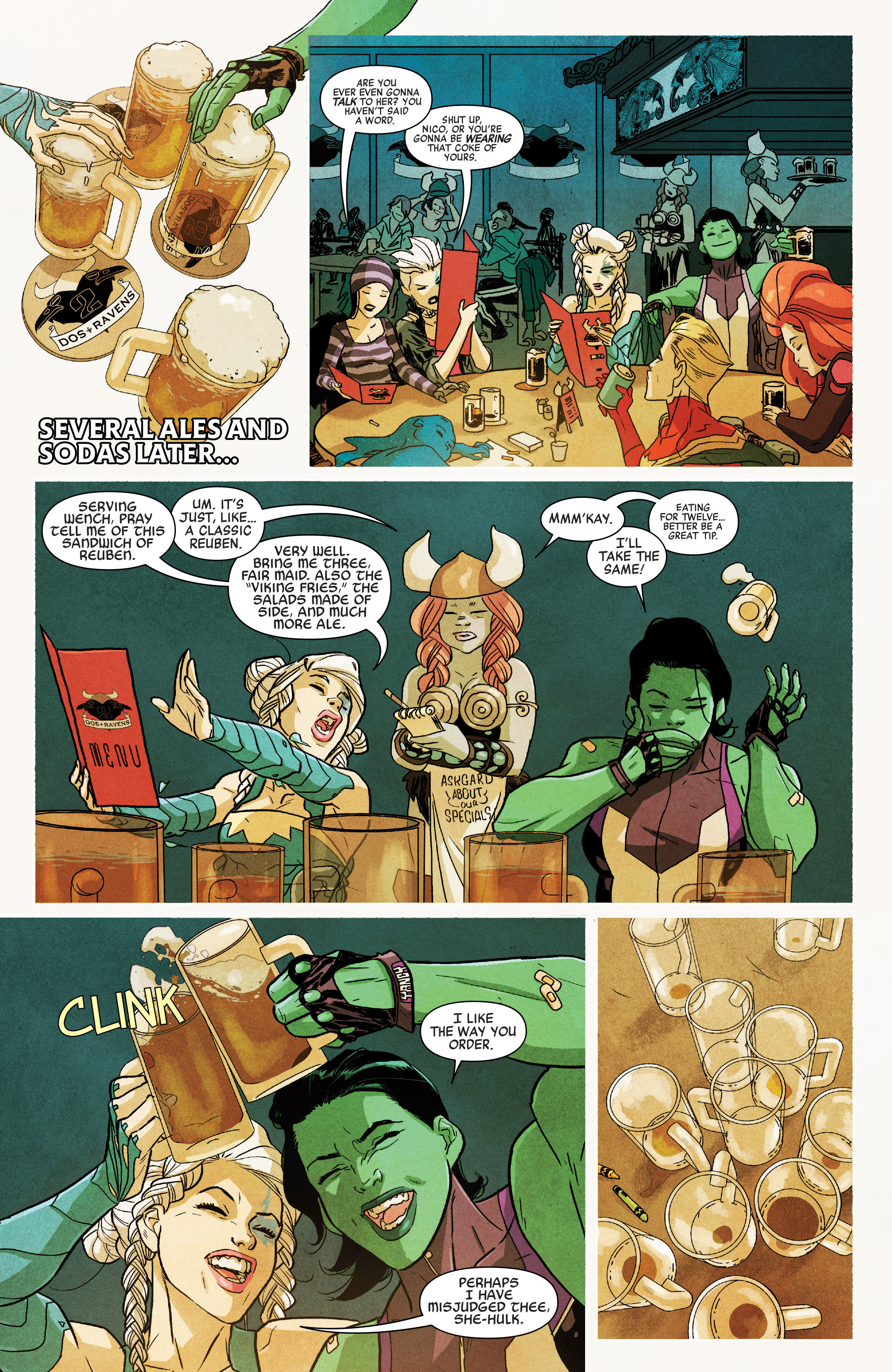 Read online A-Force (2016) comic -  Issue #5 - 15