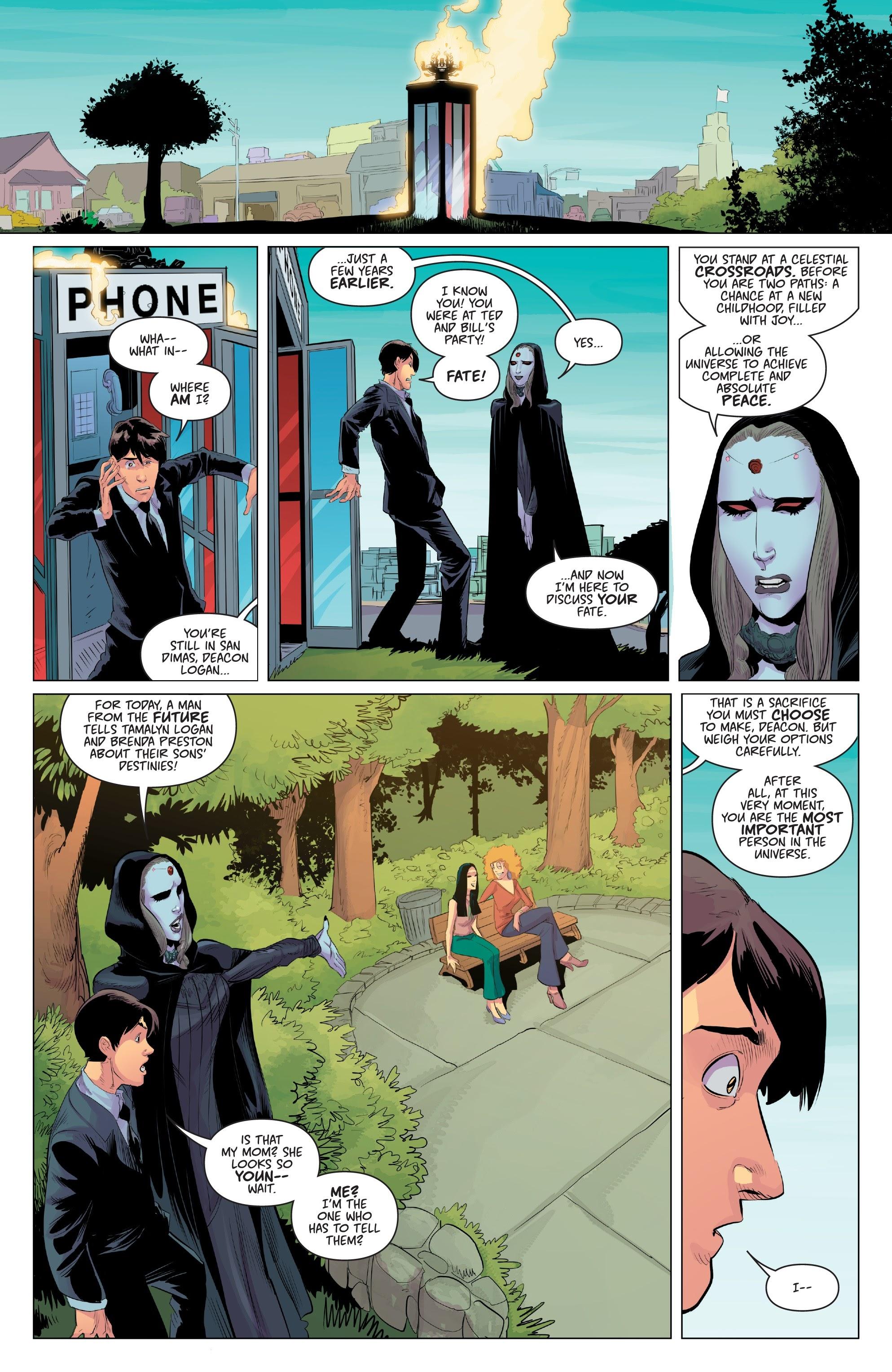 Issue #_TPB #6 - English 110