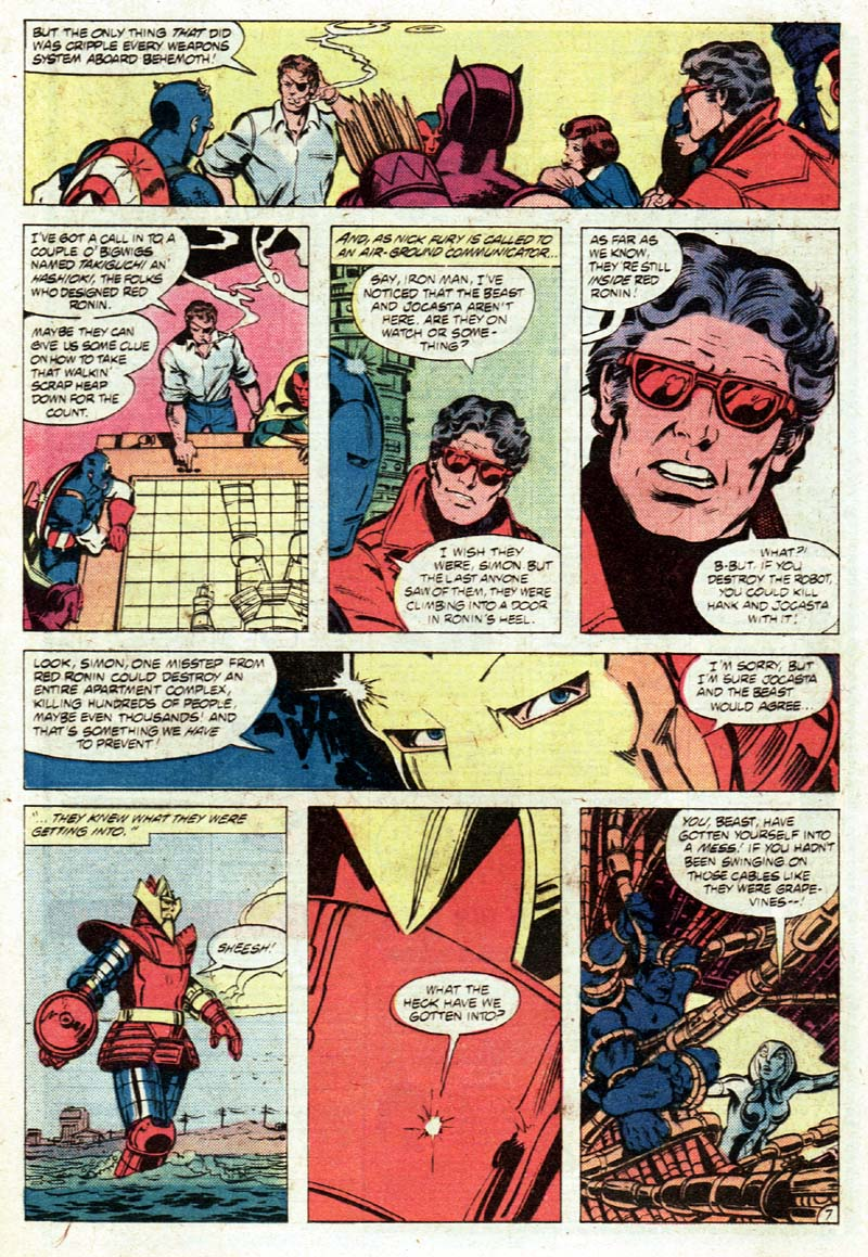 The Avengers (1963) 199 Page 7