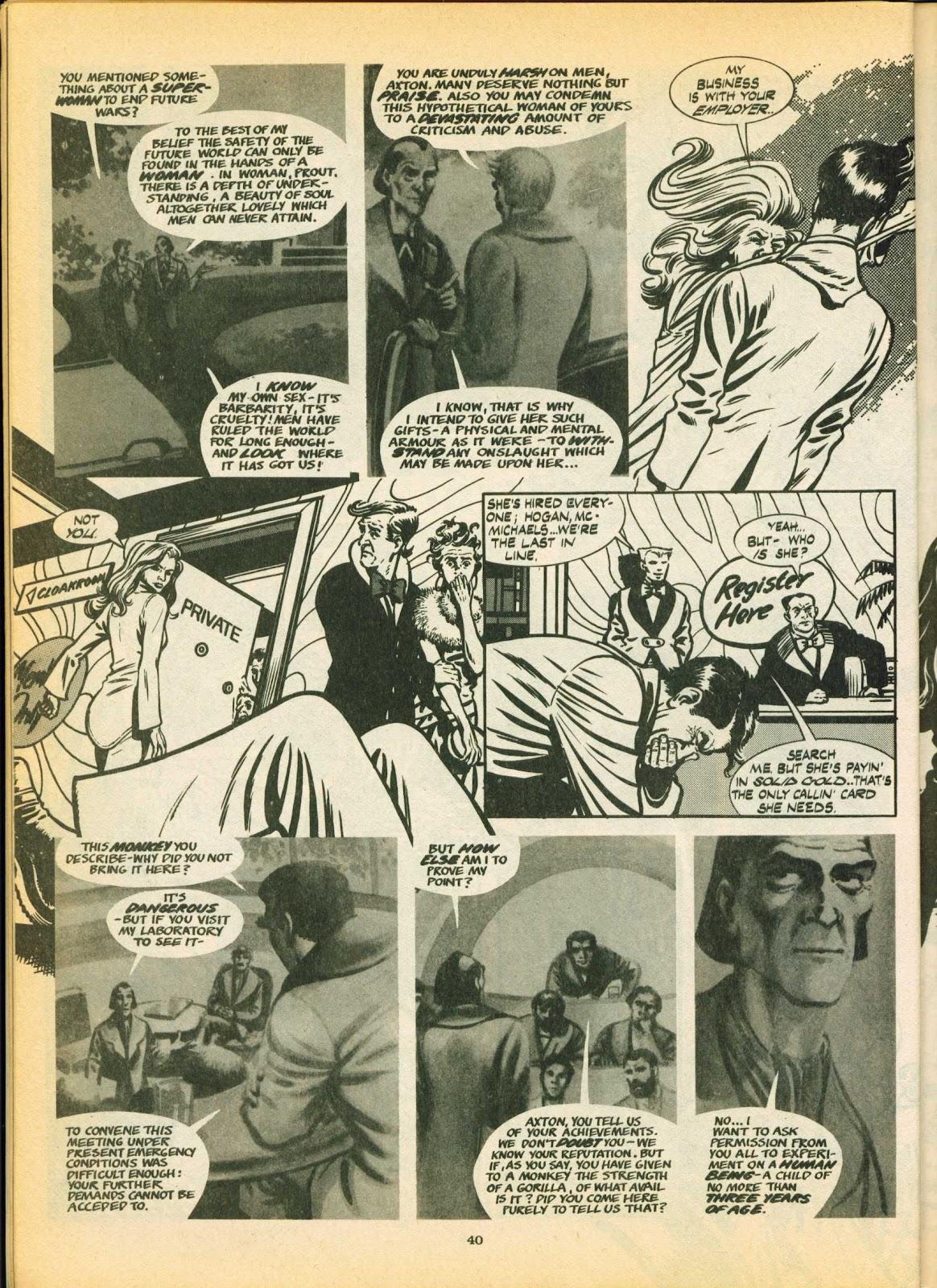 Warrior Issue #4 #5 - English 40