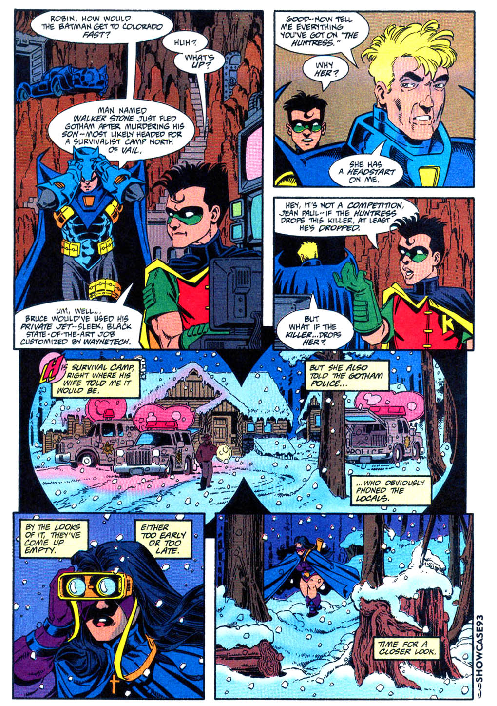 Read online Showcase '93 comic -  Issue #10 - 4