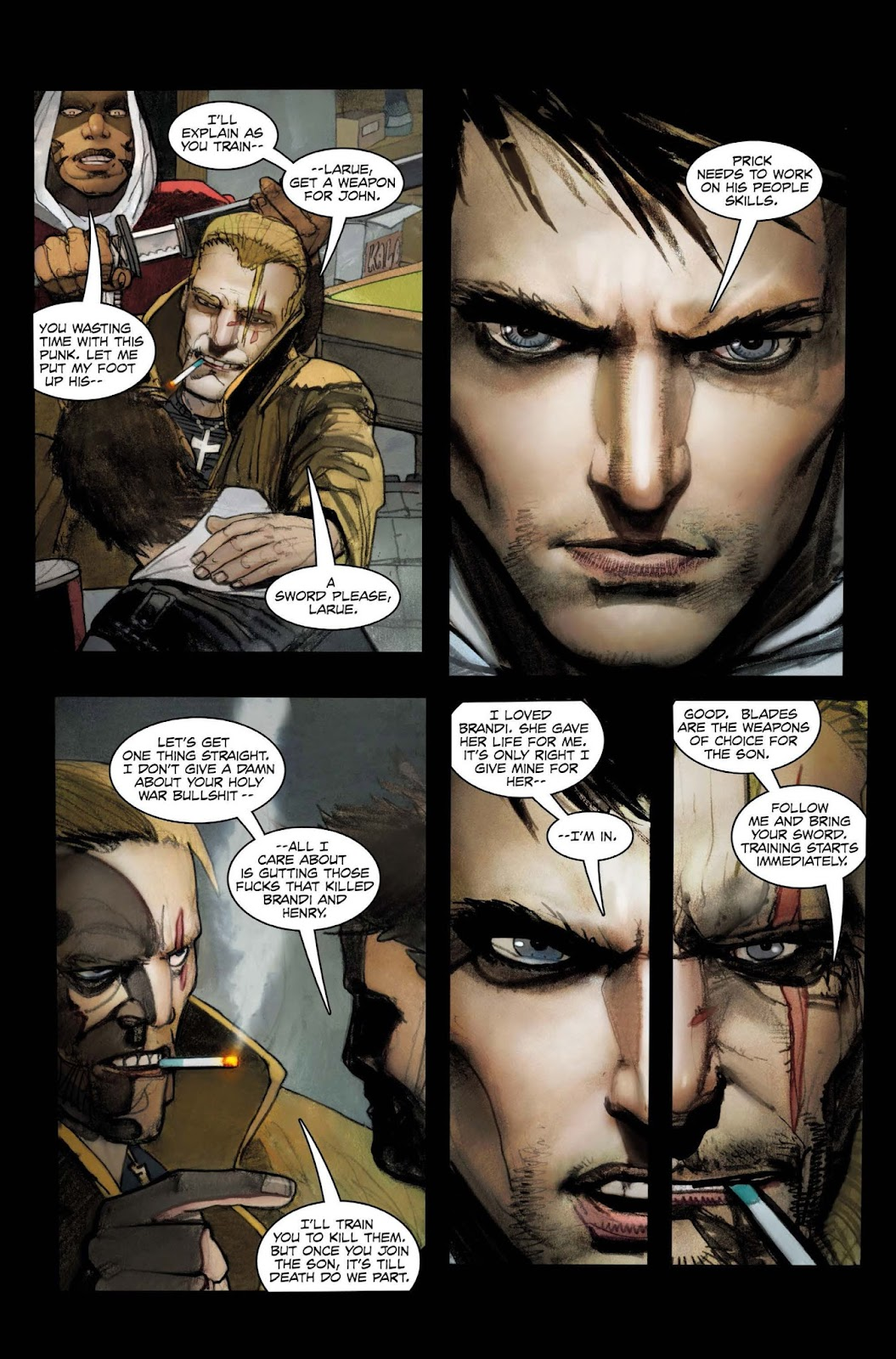 13 Coins issue TPB - Page 59