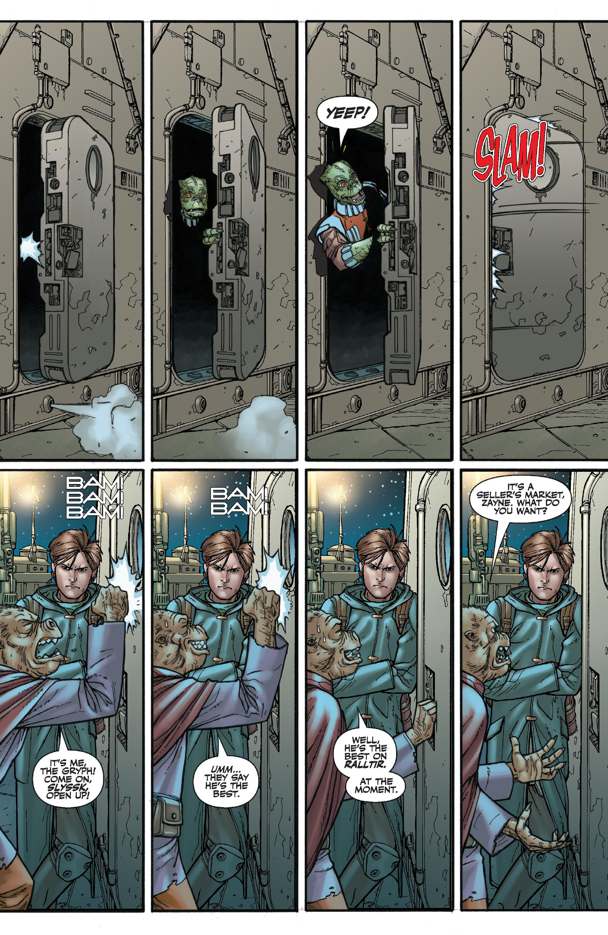 Read online Star Wars Omnibus comic -  Issue # Vol. 29 - 287