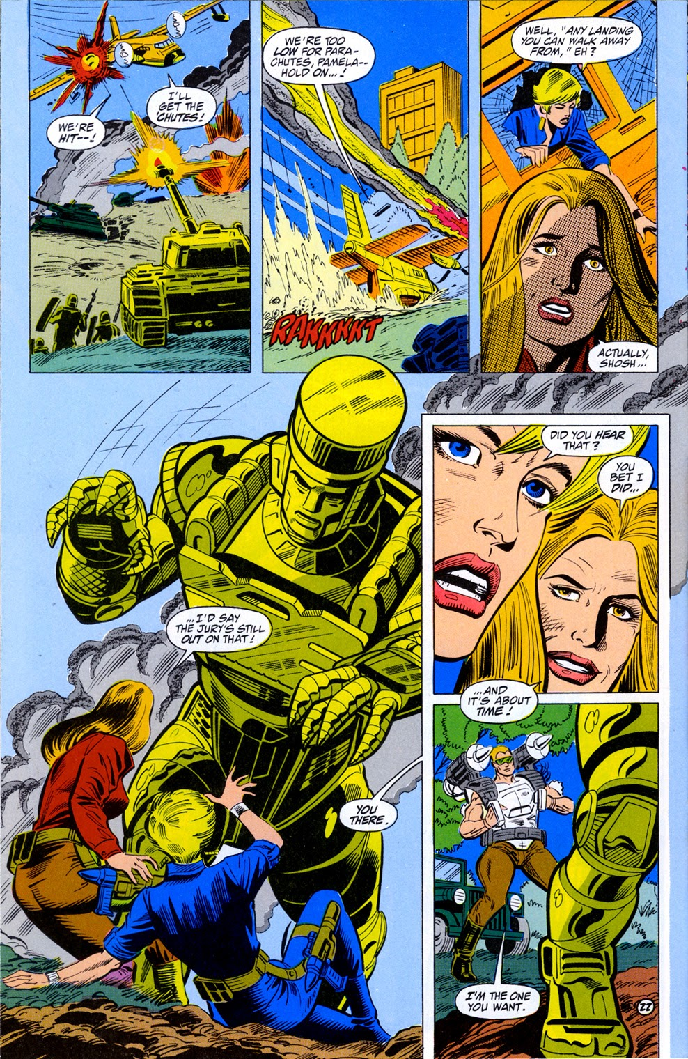 Doc Savage (1988) issue 10 - Page 24