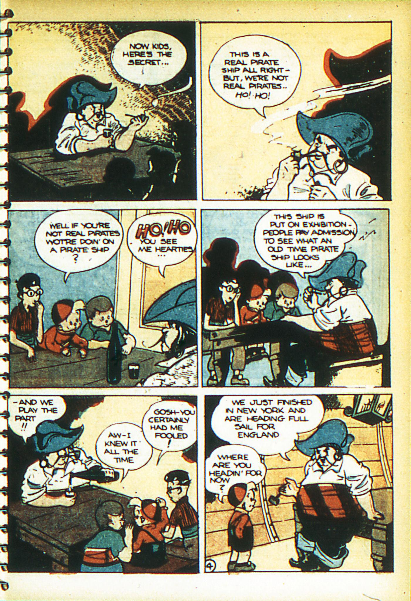 Read online Adventure Comics (1938) comic -  Issue #26 - 18