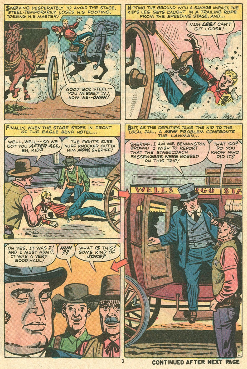 Kid Colt Outlaw issue 186 - Page 5