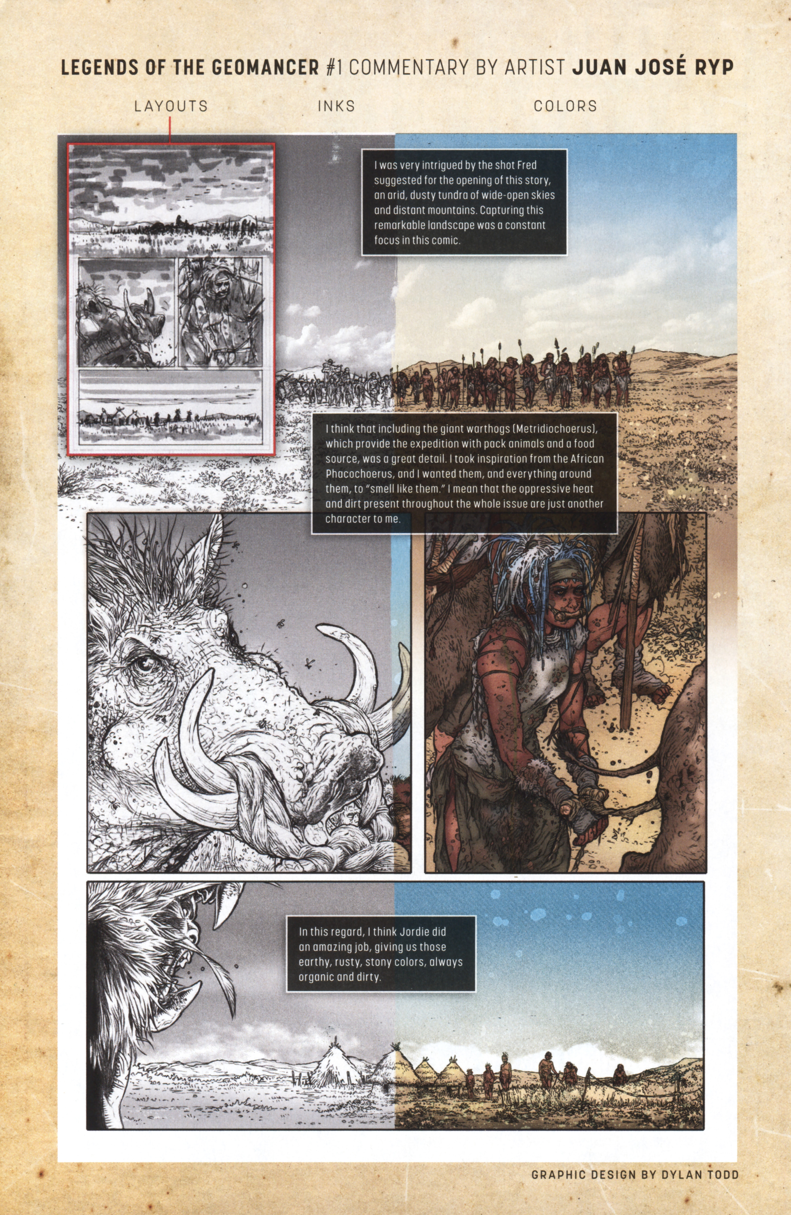 Read online Book of Death: Legends of the Geomancer comic -  Issue #1 - 22