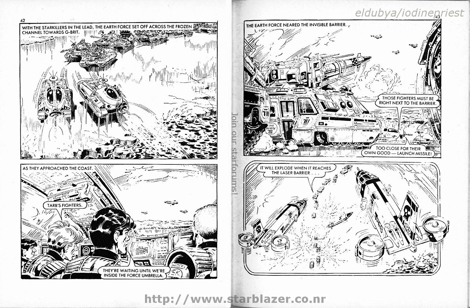 Starblazer issue 155 - Page 23