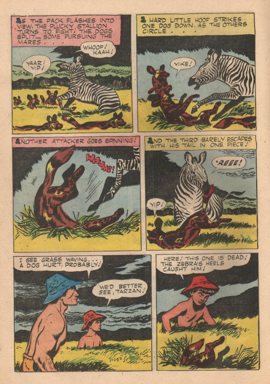 Tarzan (1948) issue 84 - Page 20