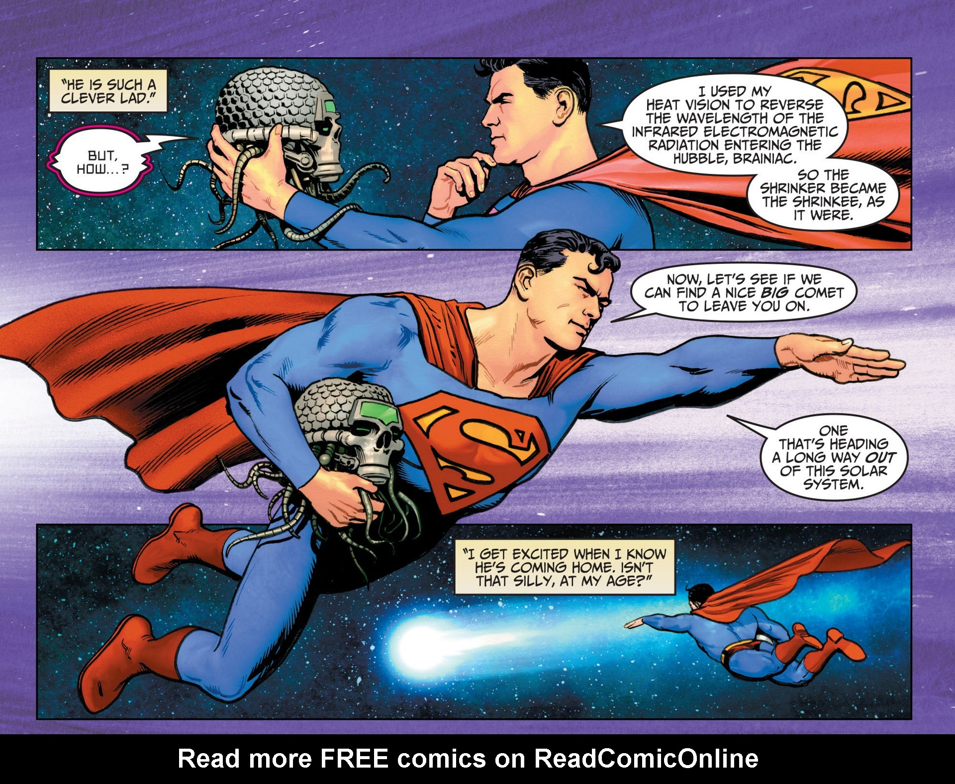 Read online Adventures of Superman [I] comic -  Issue #12 - 7