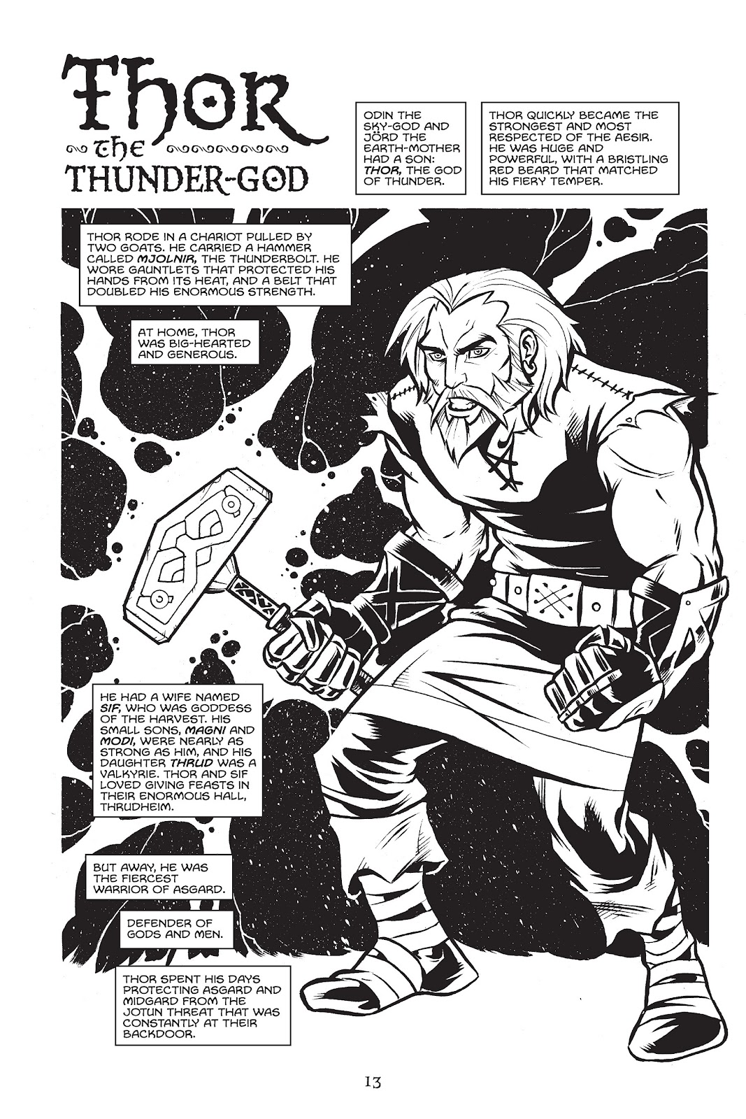 Read online Gods of Asgard comic -  Issue # TPB (Part 1) - 14