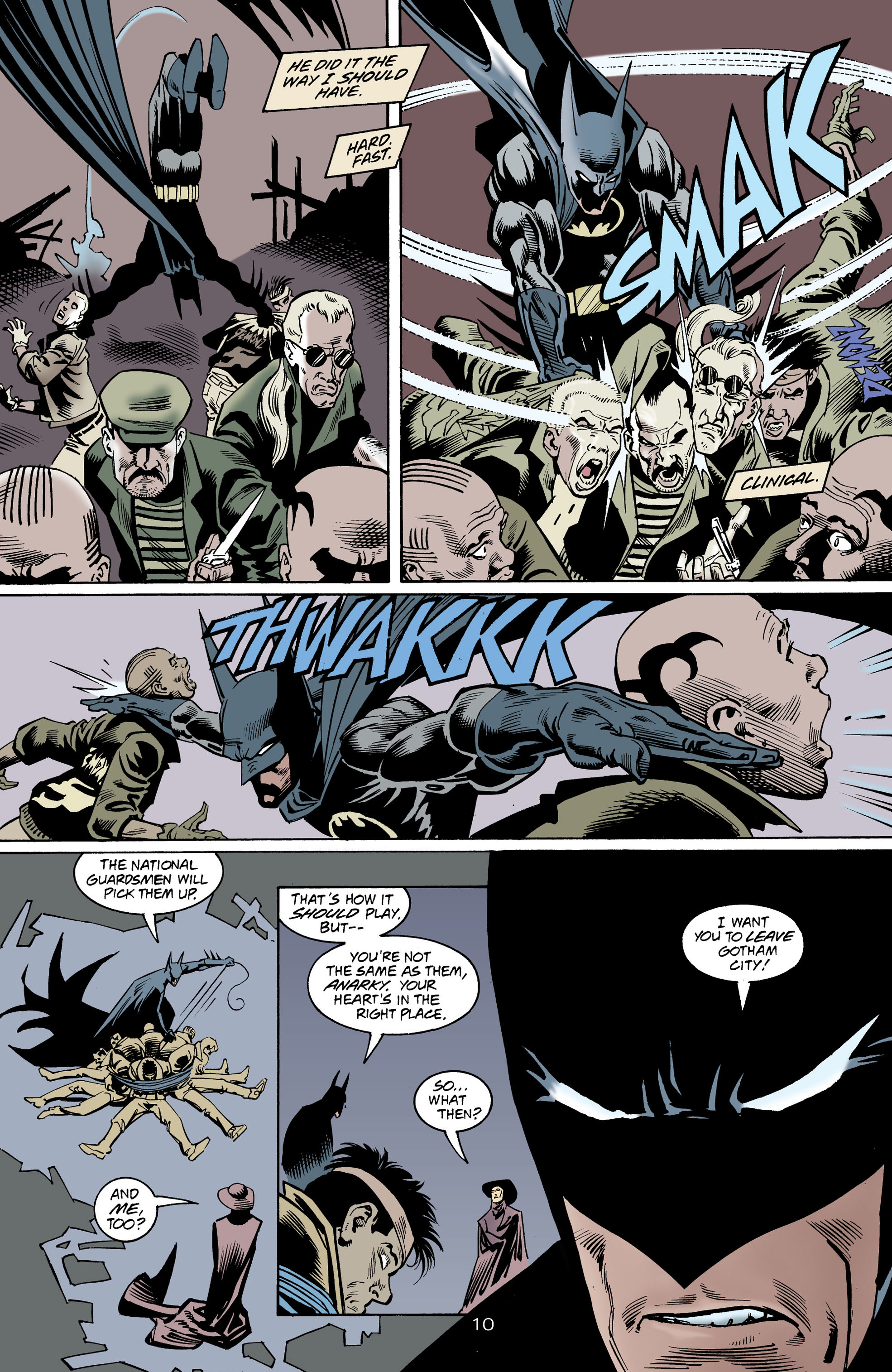 Read online Anarky (1999) comic -  Issue #1 - 11