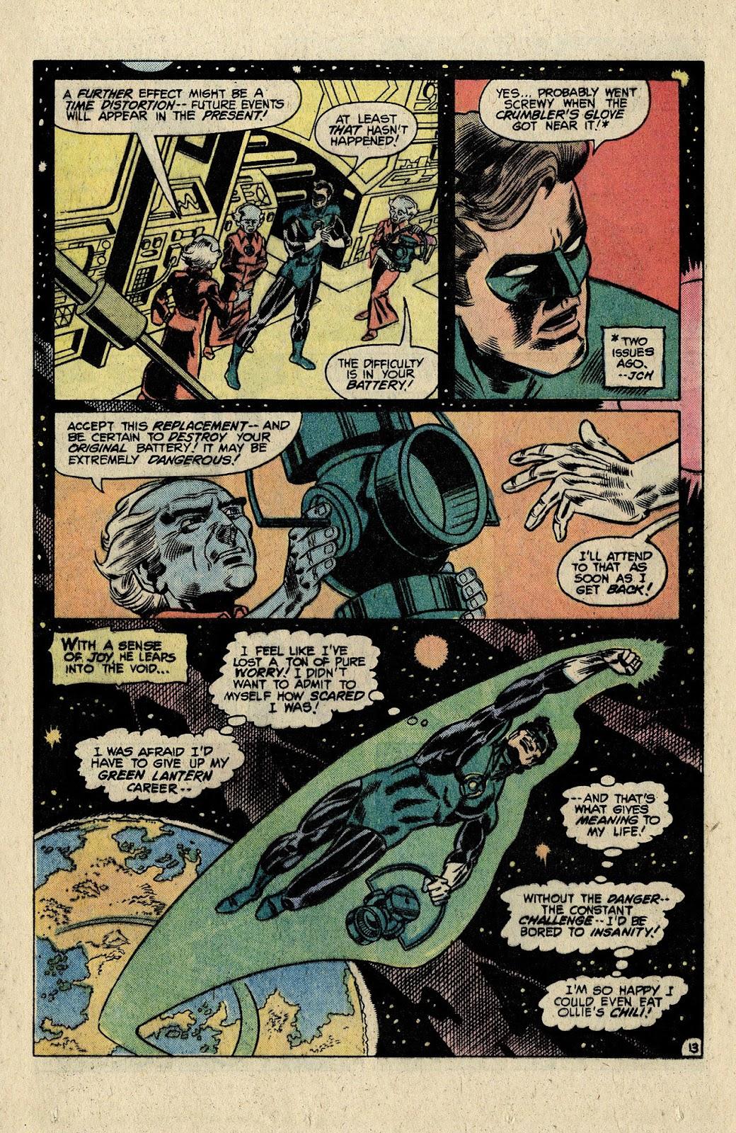Comic Green Lantern (1960) issue 119