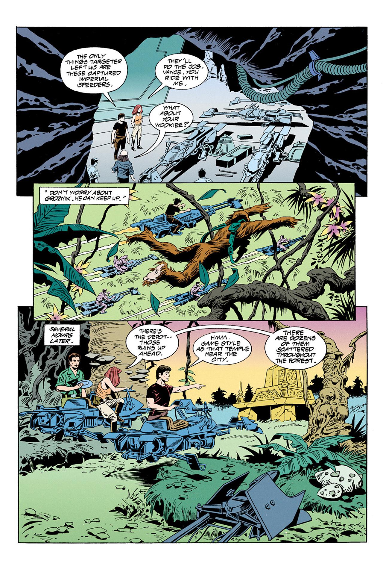 Read online Star Wars Omnibus comic -  Issue # Vol. 1 - 114
