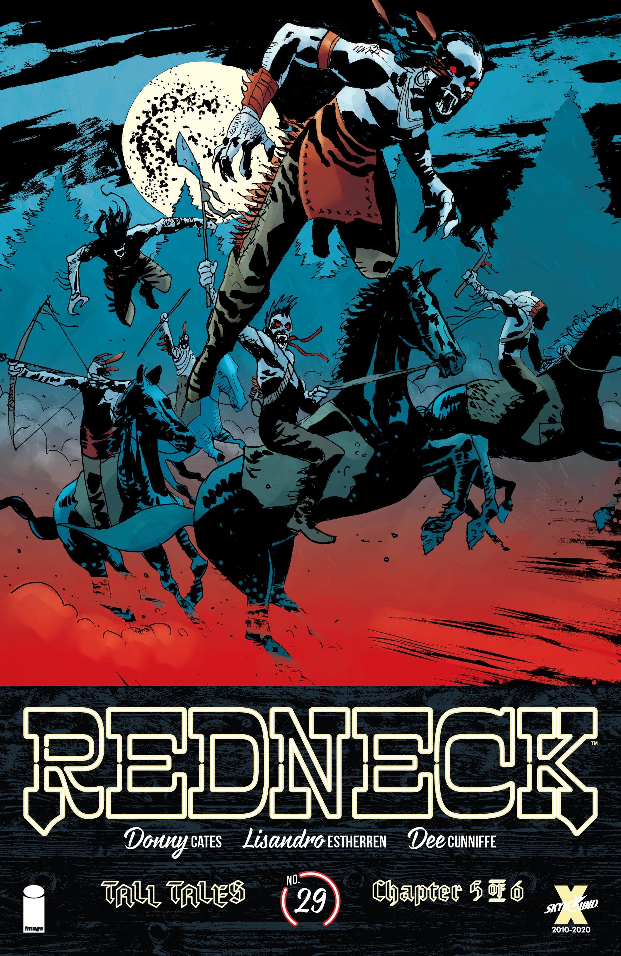 Redneck 29 Page 1