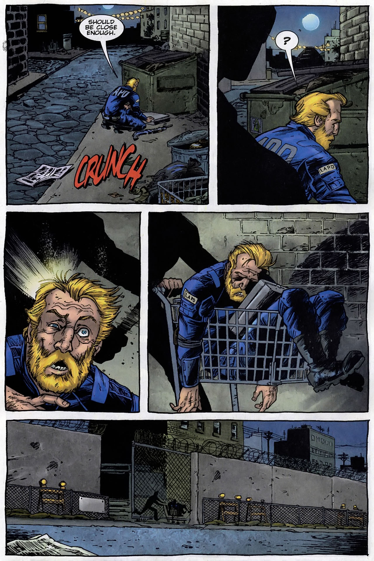 Read online The Exterminators comic -  Issue #30 - 11