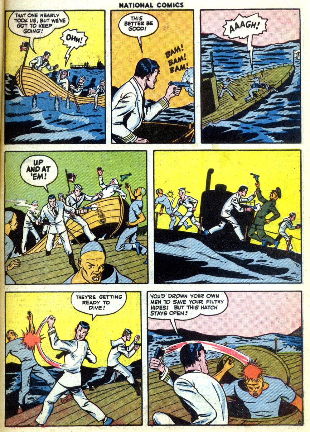 National Comics (1940) issue 47 - Page 57