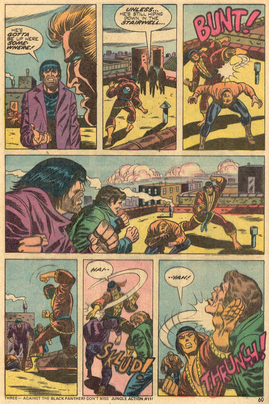 Read online Giant-Size Master of Kung Fu comic -  Issue #1 - 51