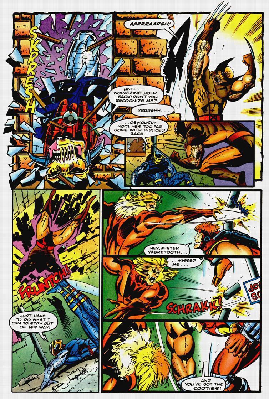 Read online Battletide comic -  Issue #3 - 3
