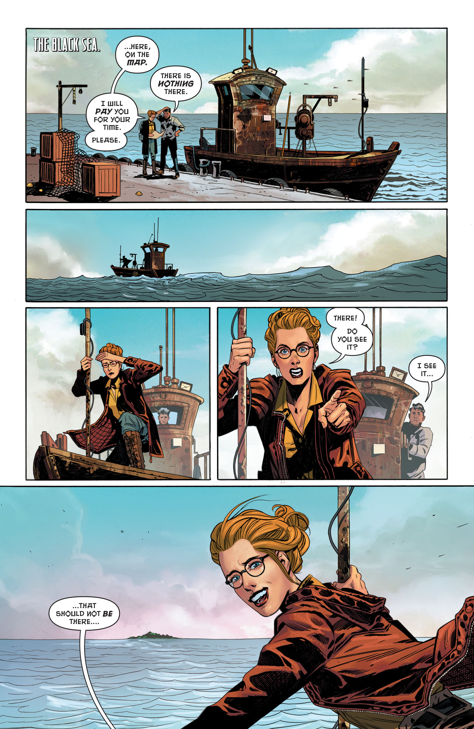 Read online Wonder Woman (2016) comic -  Issue #8 - 21