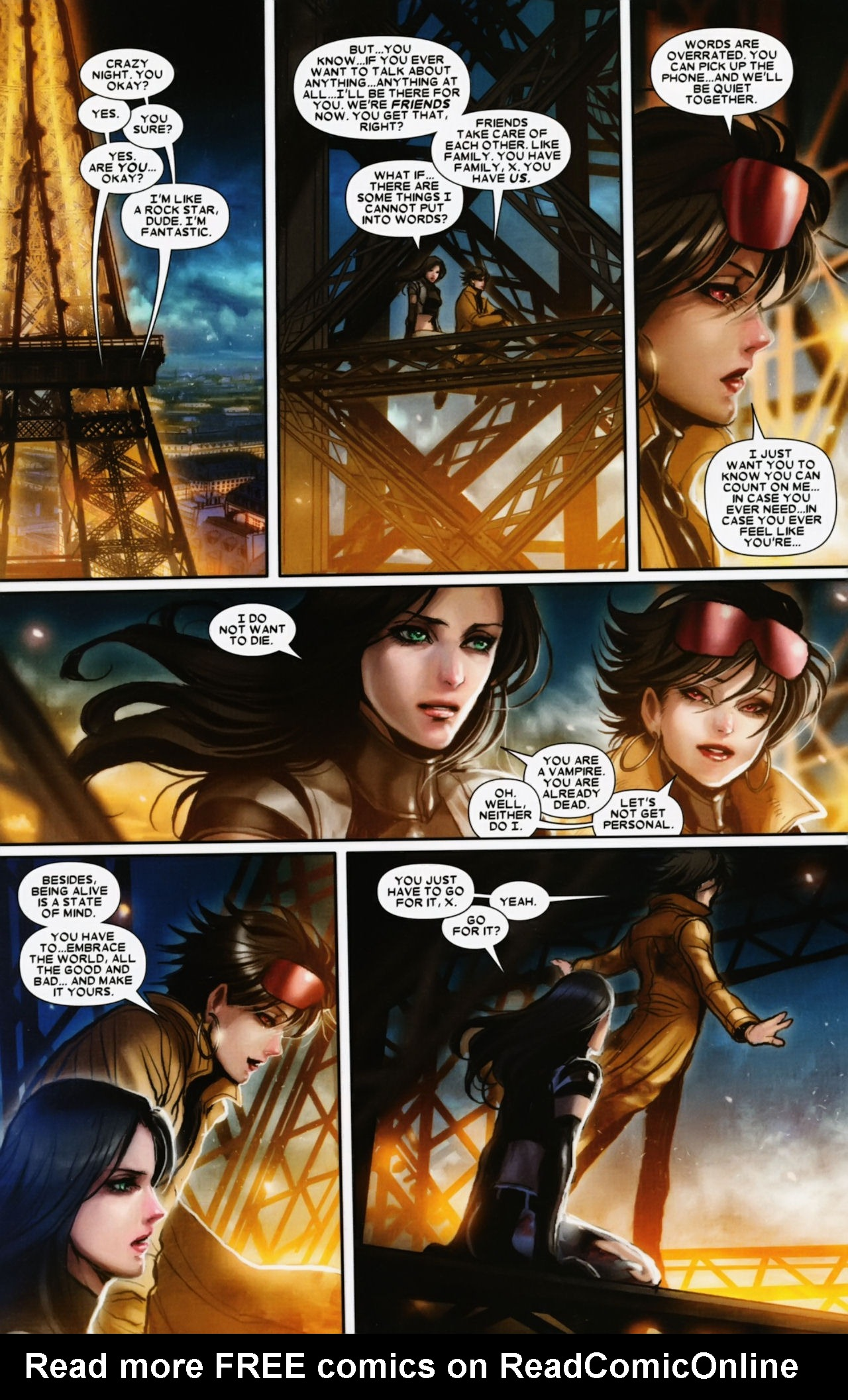 Read online X-23 (2010) comic -  Issue #12 - 18