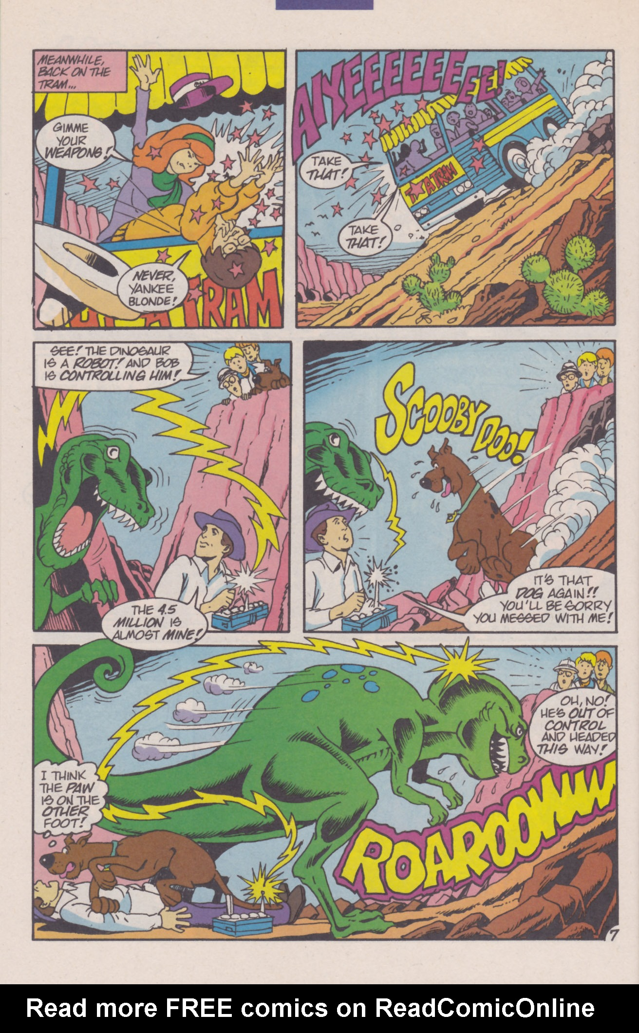 Read online Scooby-Doo (1995) comic -  Issue #8 - 30