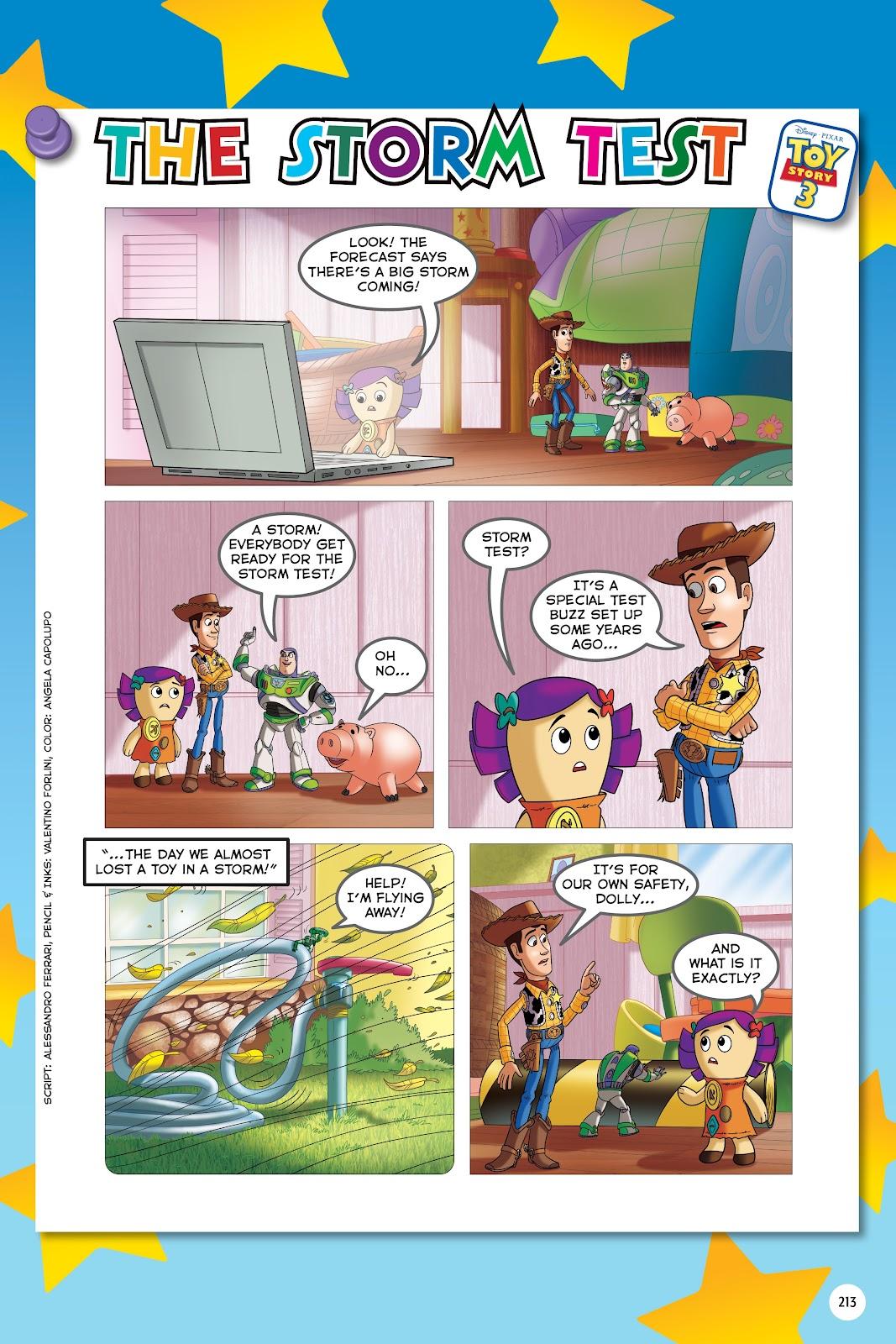 Read online DISNEY·PIXAR Toy Story Adventures comic -  Issue # TPB 1 (Part 3) - 13