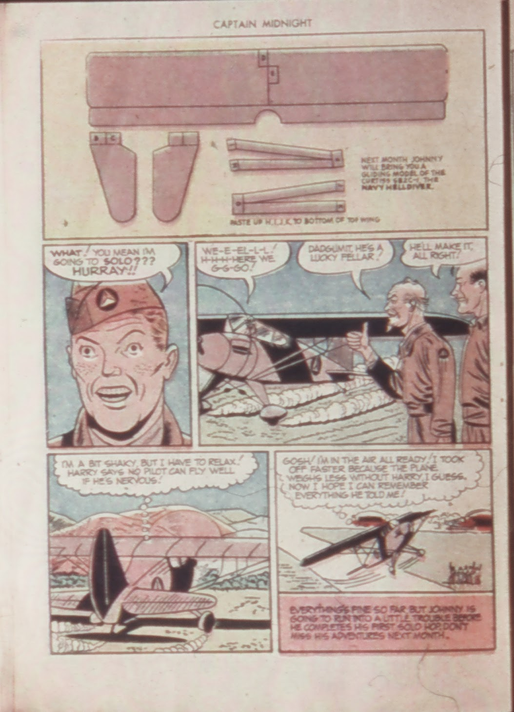Captain Midnight (1942) issue 21 - Page 26