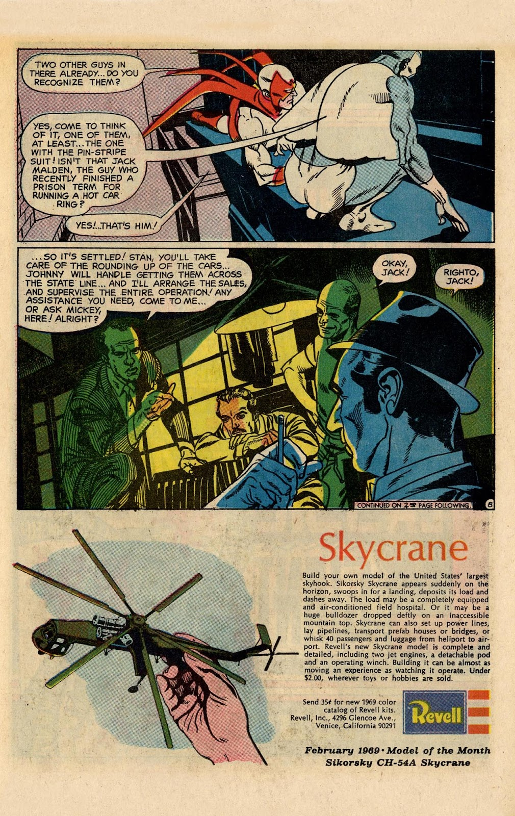 The Hawk and the Dove issue 5 - Page 11