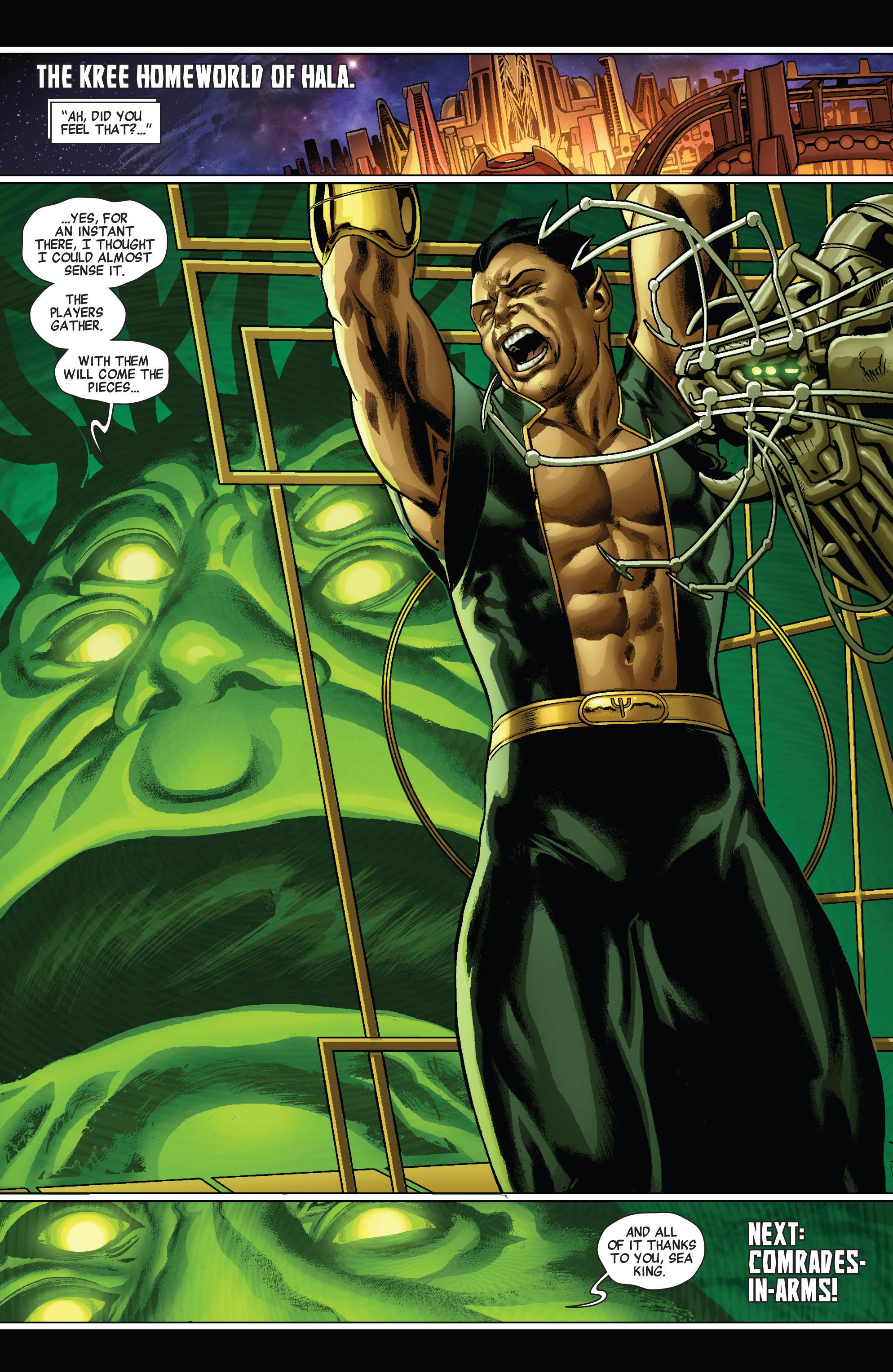 Read online Avengers (2013) comic -  Issue #Avengers (2013) _TPB 5 - 131