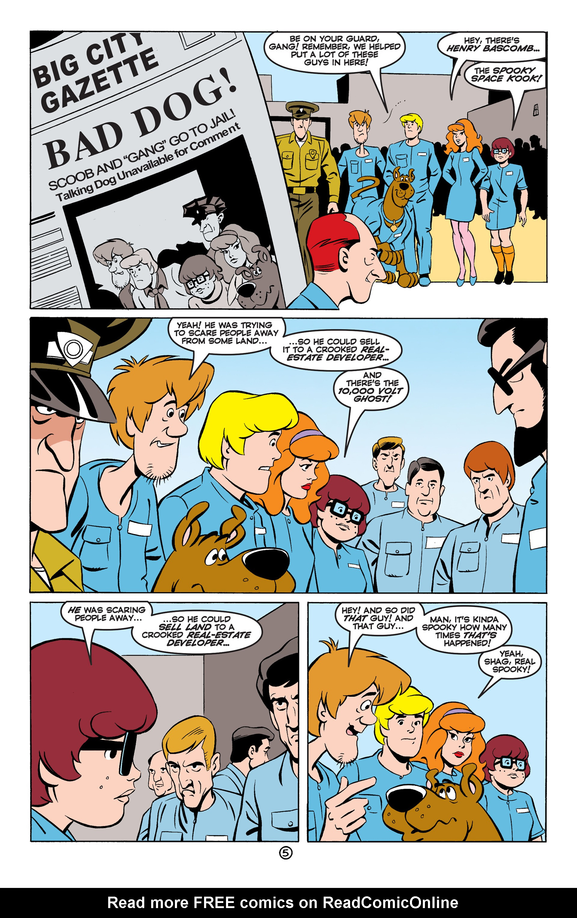 Read online Scooby-Doo (1997) comic -  Issue #50 - 6