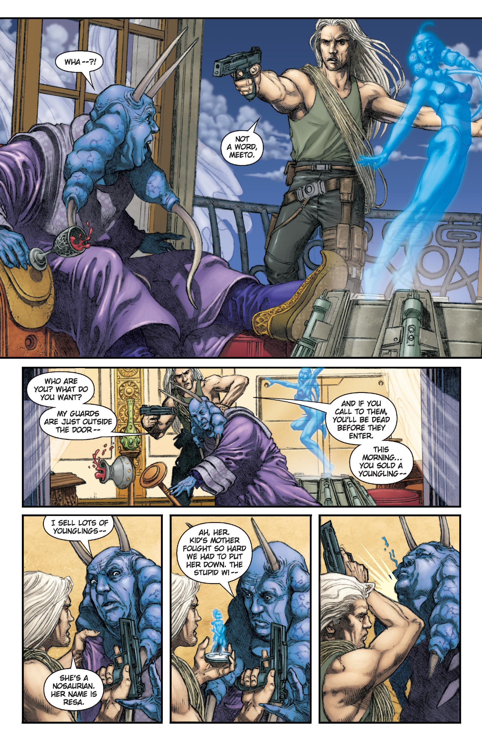 Read online Star Wars Omnibus comic -  Issue # Vol. 31 - 132