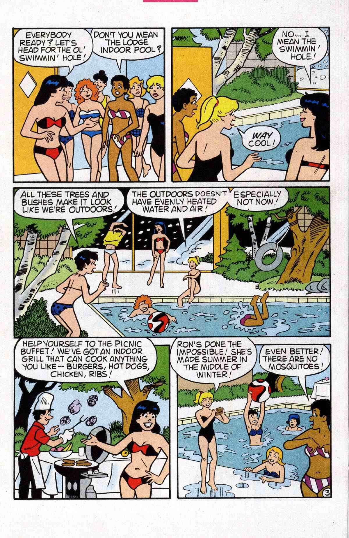 Read online Archie's Girls Betty and Veronica comic -  Issue #183 - 12