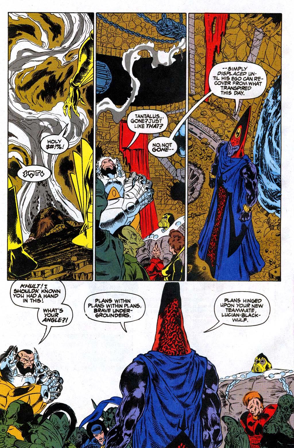 Read online Blackwulf comic -  Issue #10 - 19