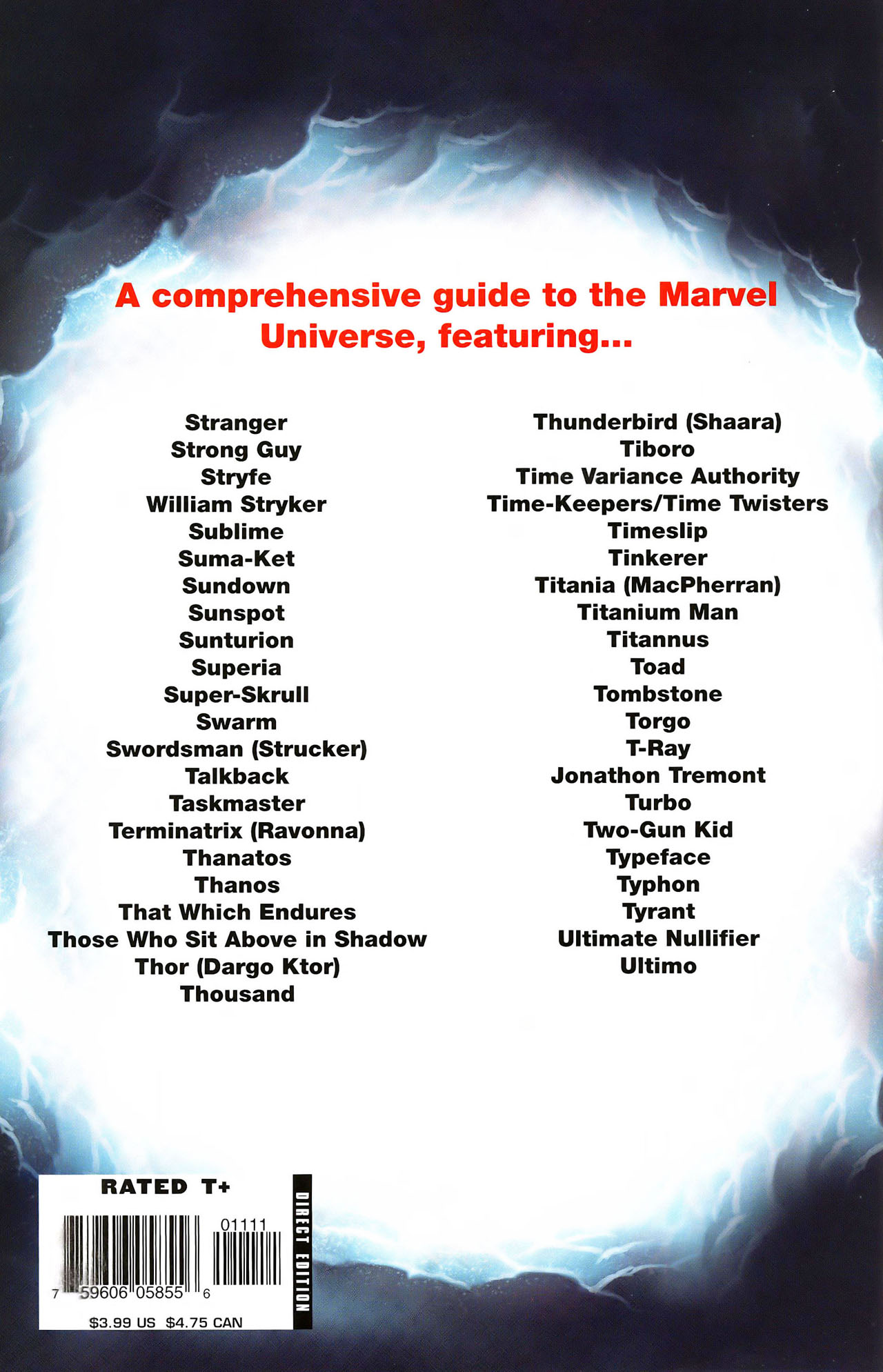Read online All-New Official Handbook of the Marvel Universe A to Z comic -  Issue #11 - 67