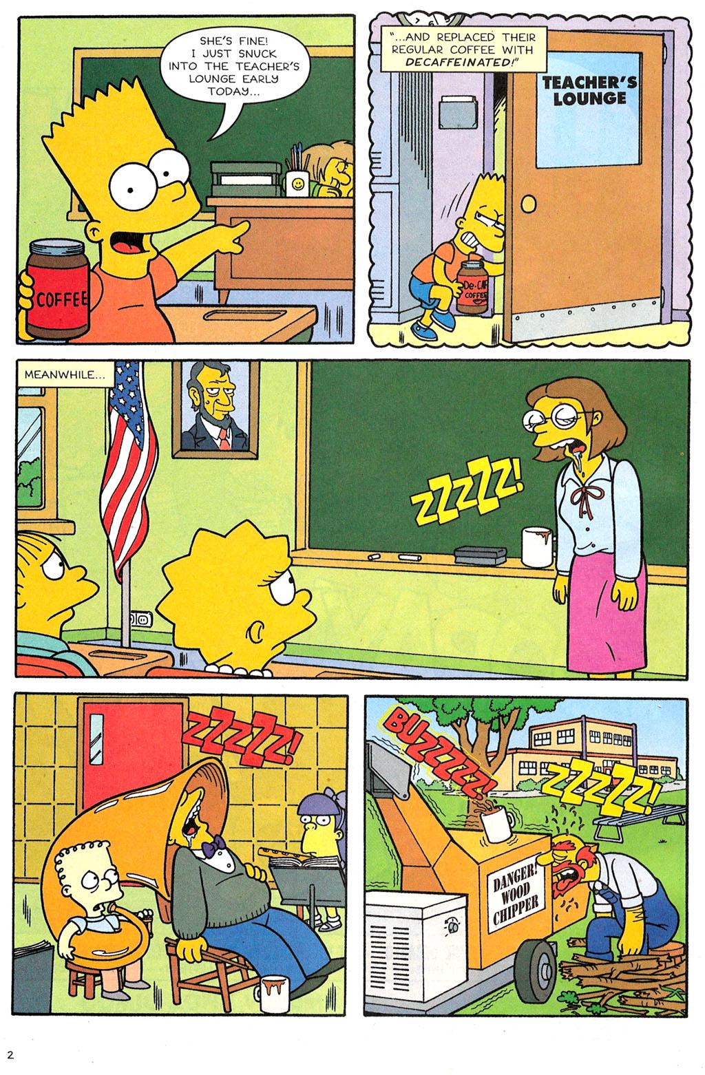 Read online Simpsons Comics comic -  Issue #118 - 3