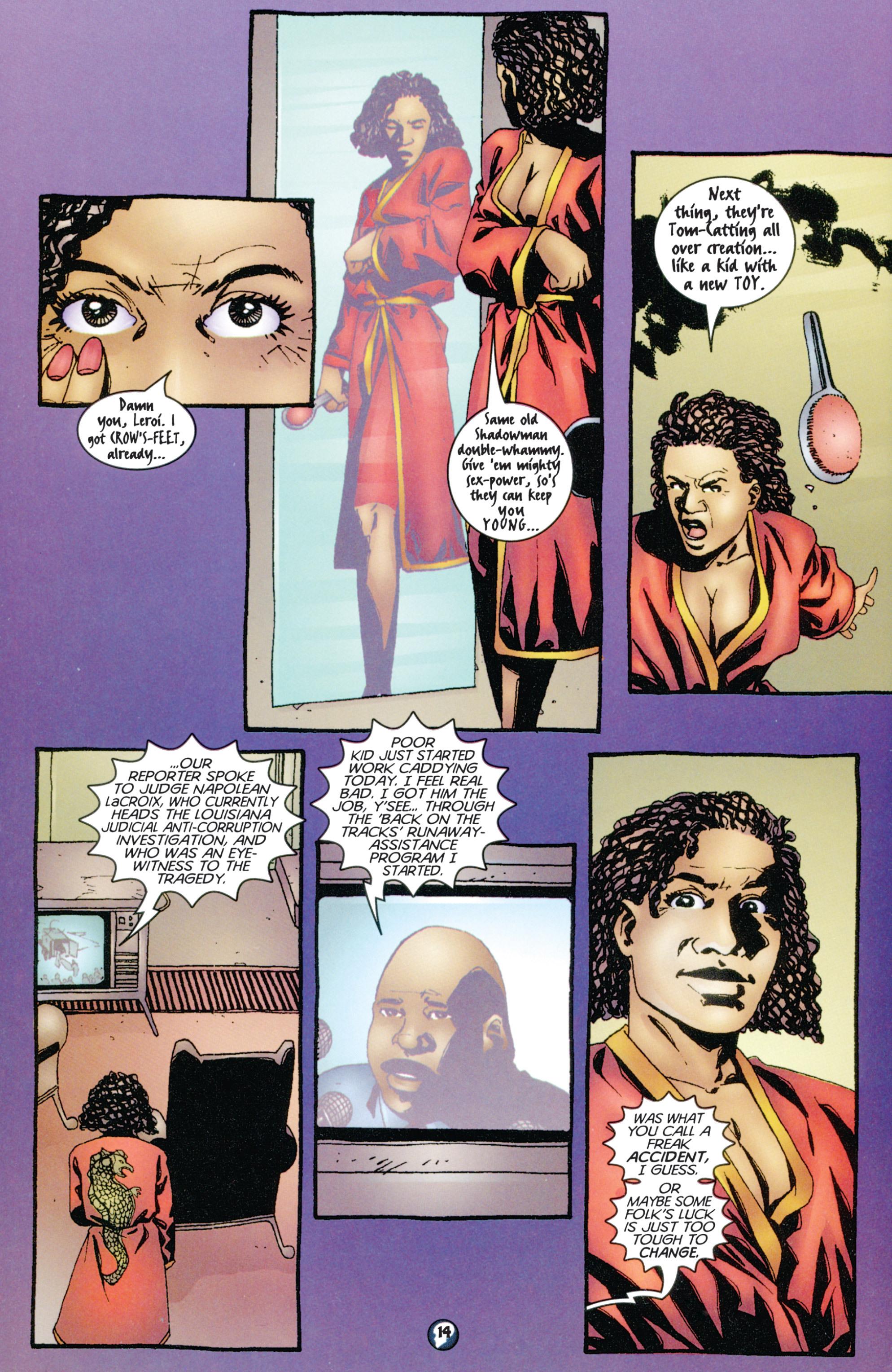 Read online Shadowman (1997) comic -  Issue #11 - 12