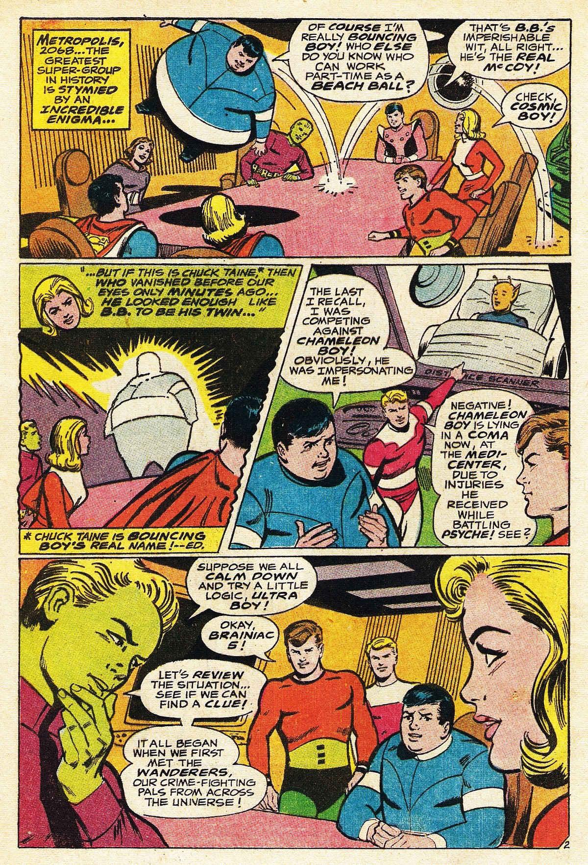 Read online Adventure Comics (1938) comic -  Issue #376 - 4