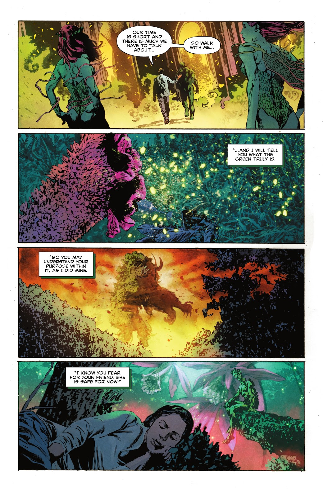 The Swamp Thing issue 3 - Page 21