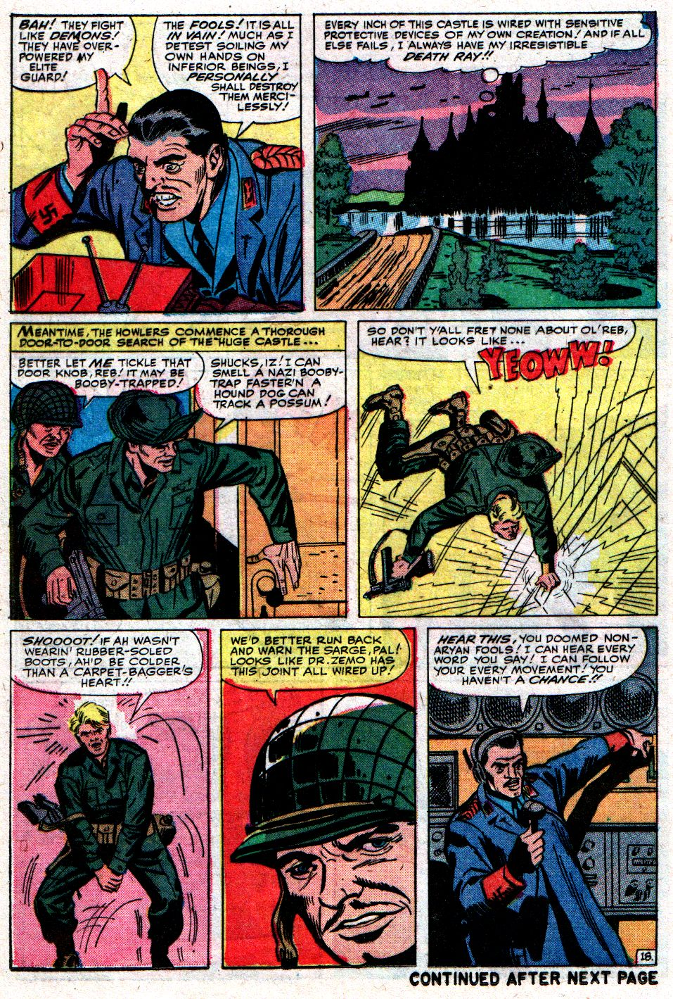 Read online Sgt. Fury comic -  Issue #8 - 24