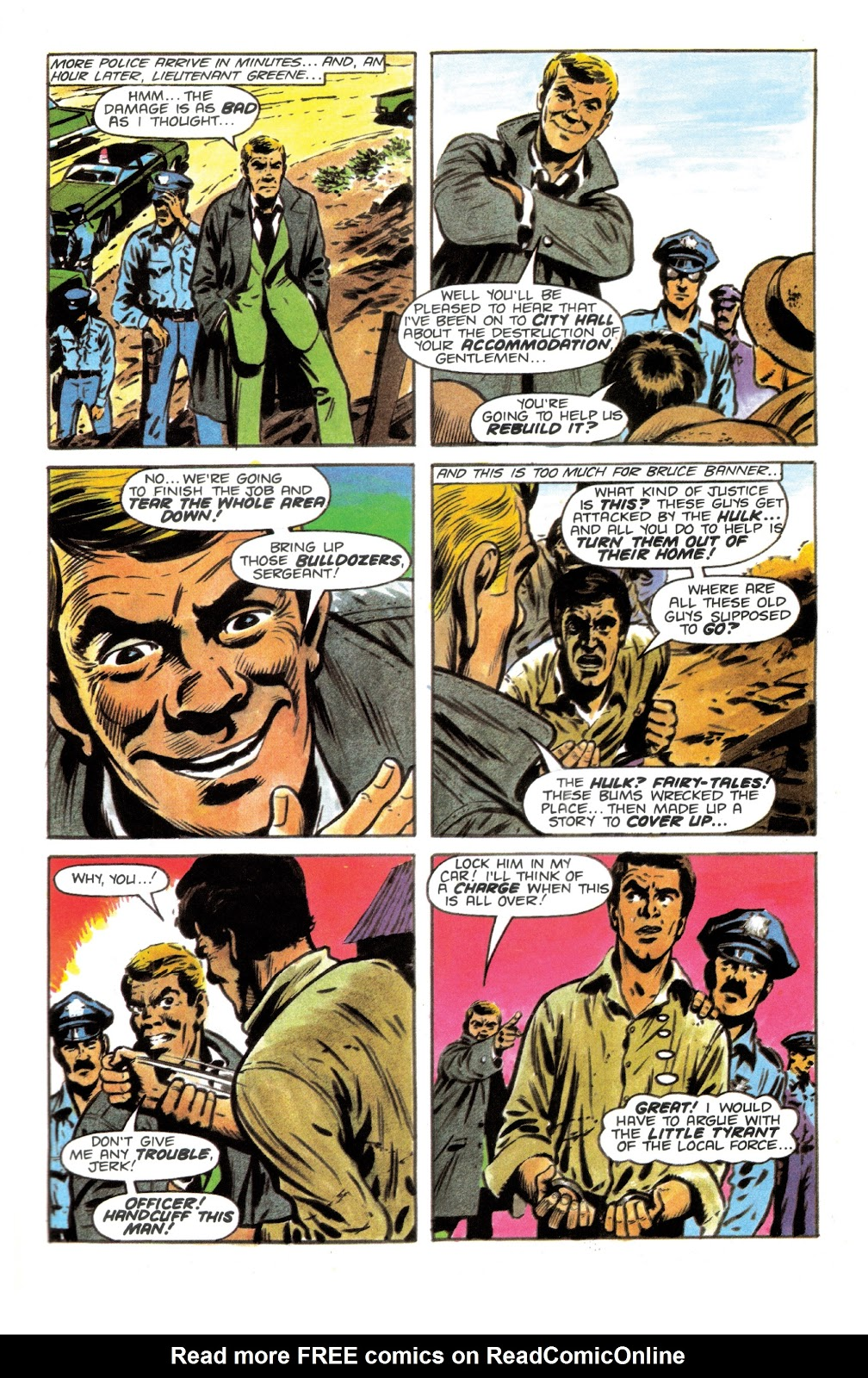 Read online Hulk: From The Marvel UK Vaults comic -  Issue # TPB (Part 2) - 45