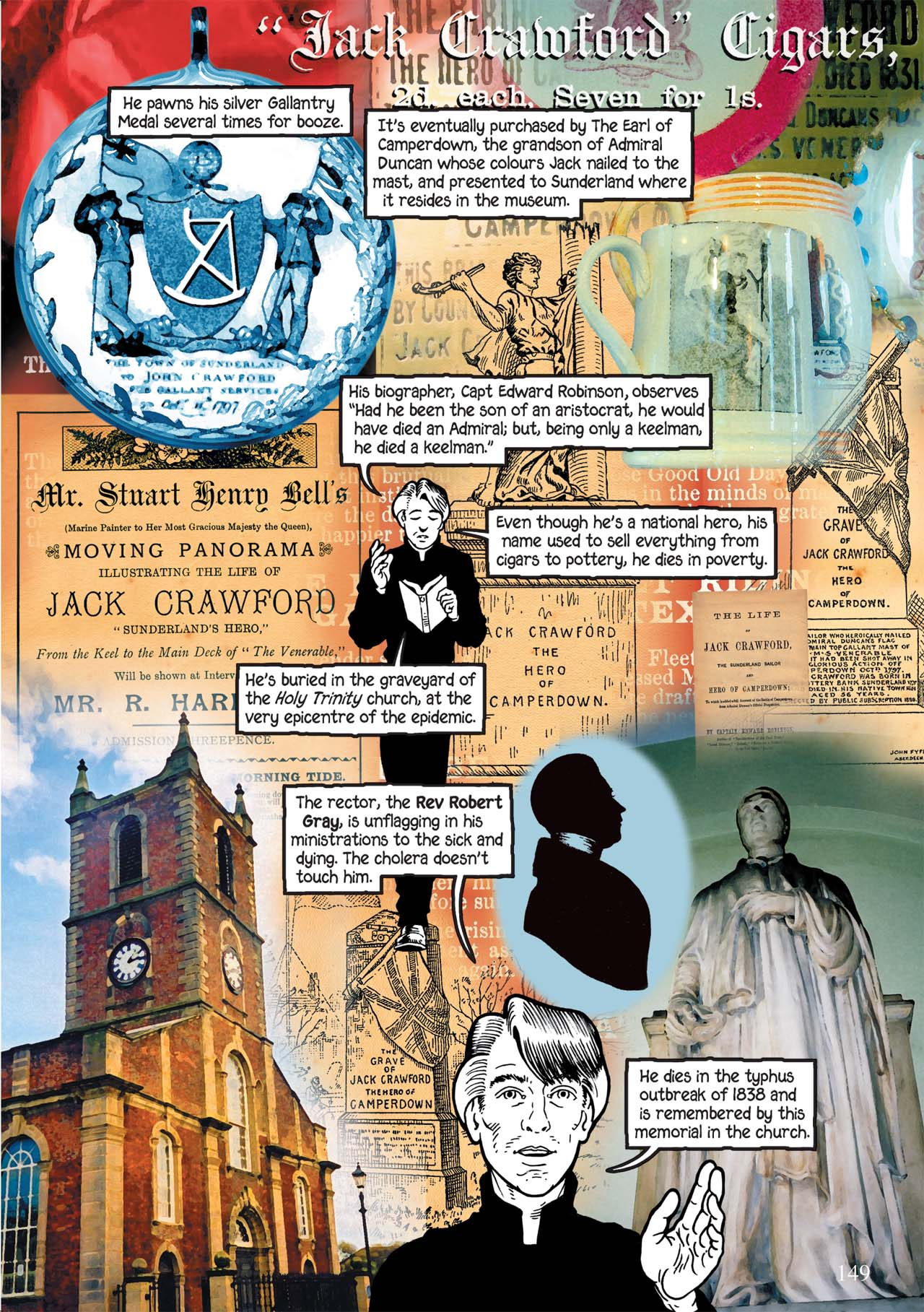 Read online Alice in Sunderland comic -  Issue # Full - 153