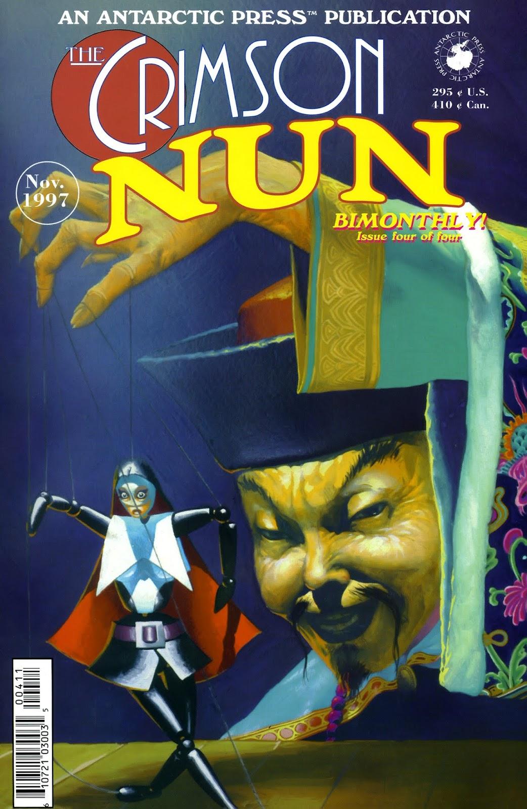 Crimson Nun issue 4 - Page 1