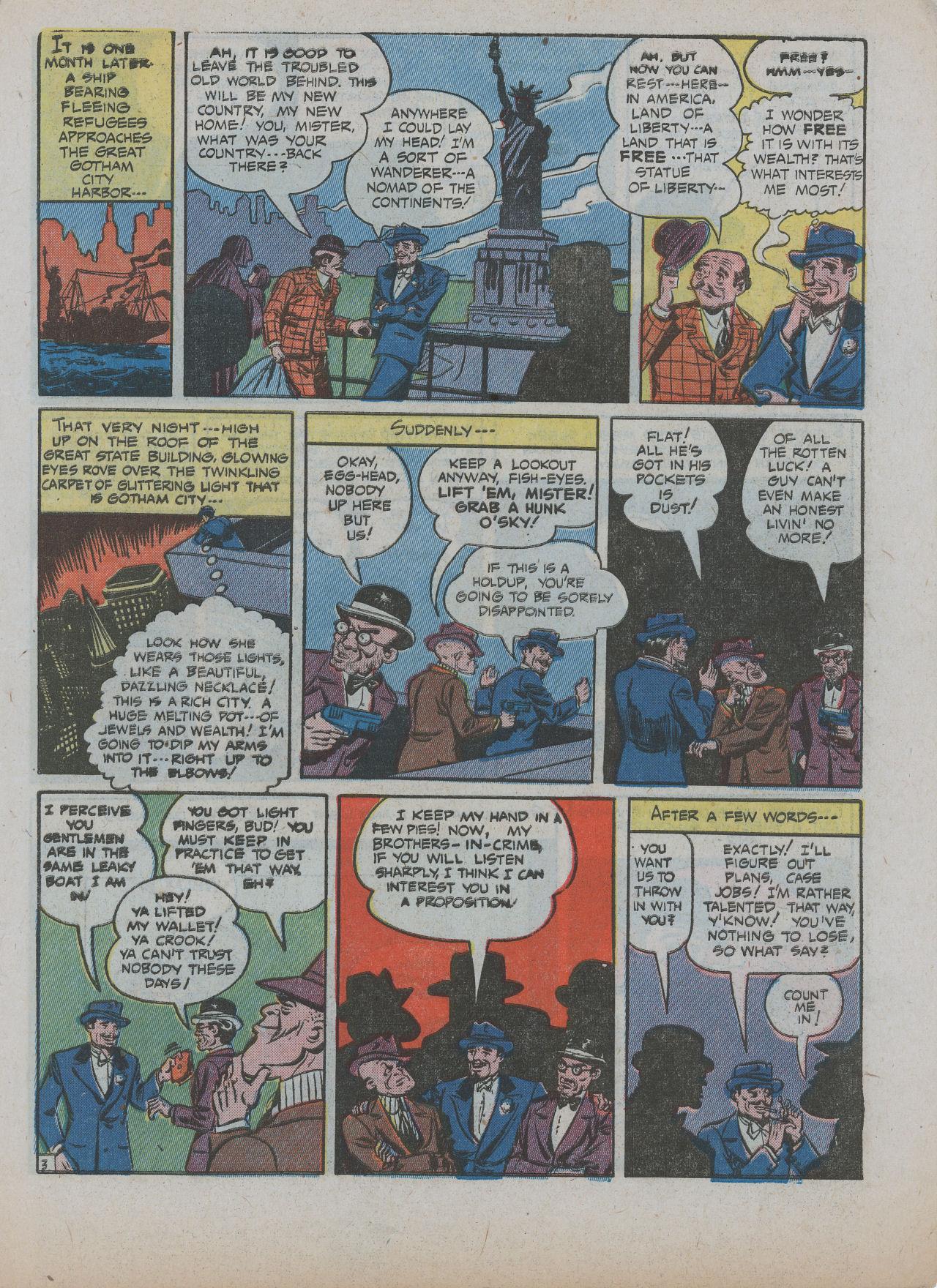 Read online Detective Comics (1937) comic -  Issue #63 - 5