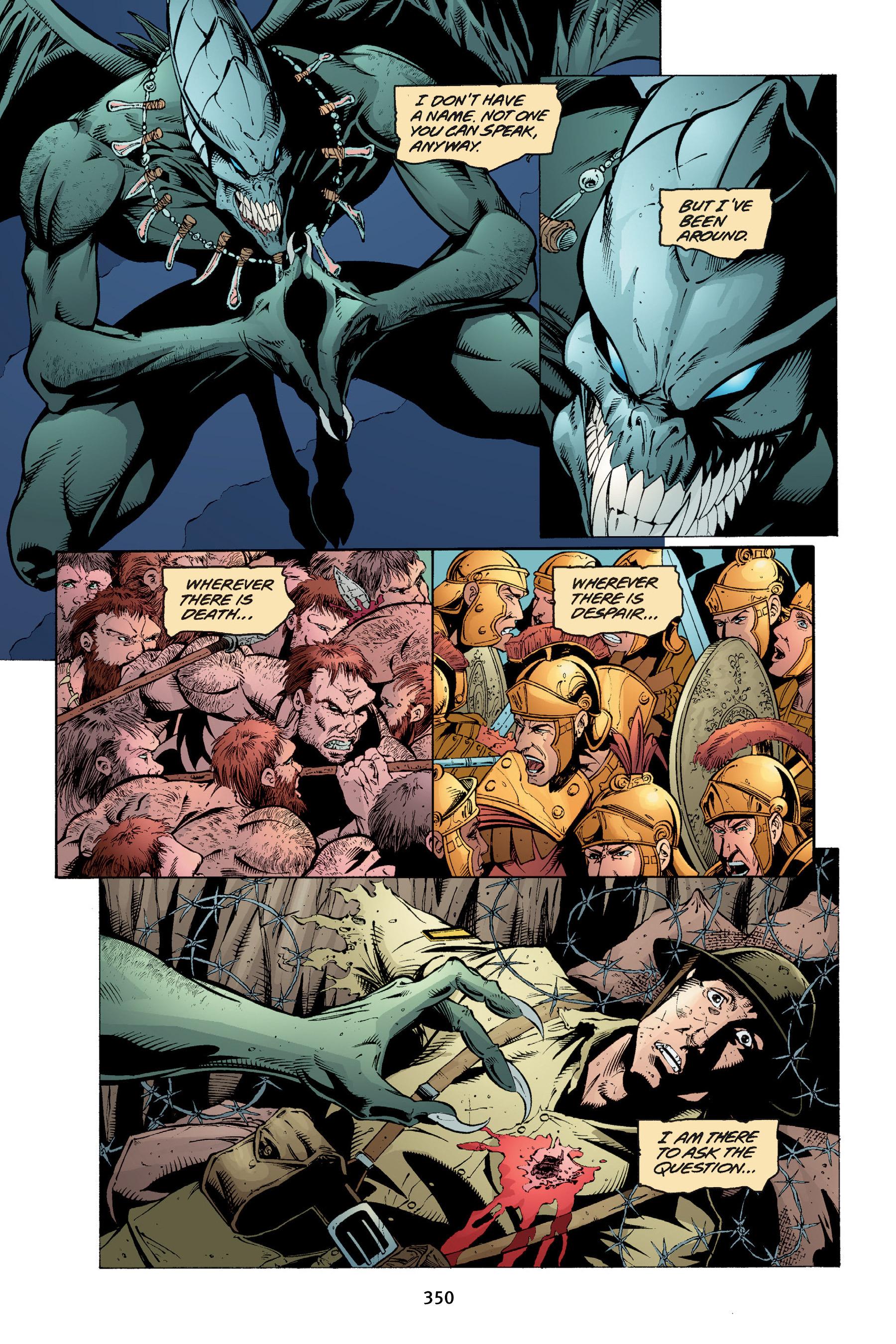 Read online Buffy the Vampire Slayer: Omnibus comic -  Issue # TPB 4 - 346