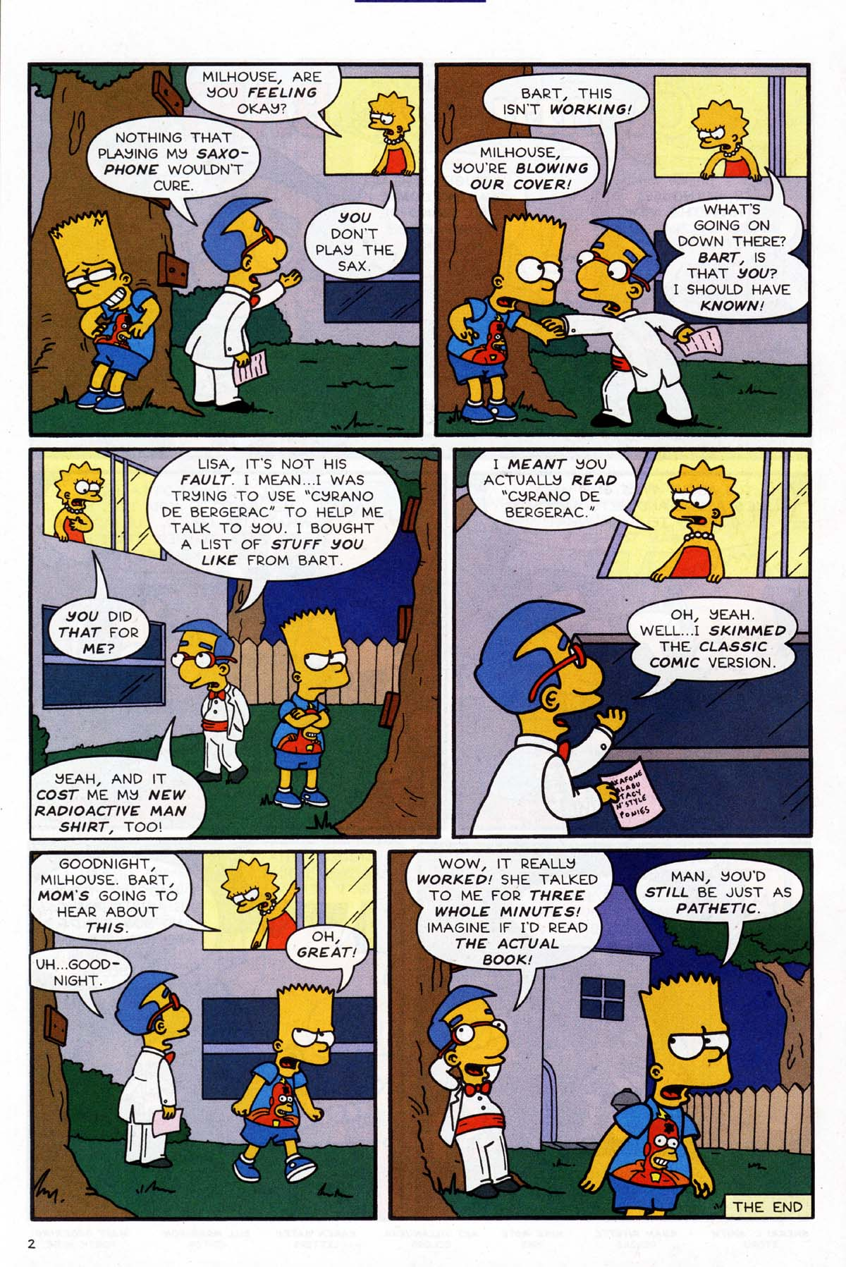 Read online Simpsons Comics Presents Bart Simpson comic -  Issue #9 - 23